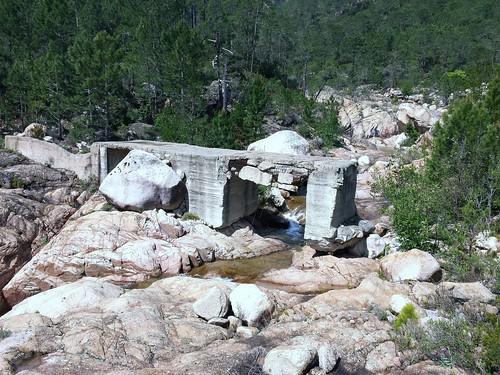 Le pont de Figa (IGN300)