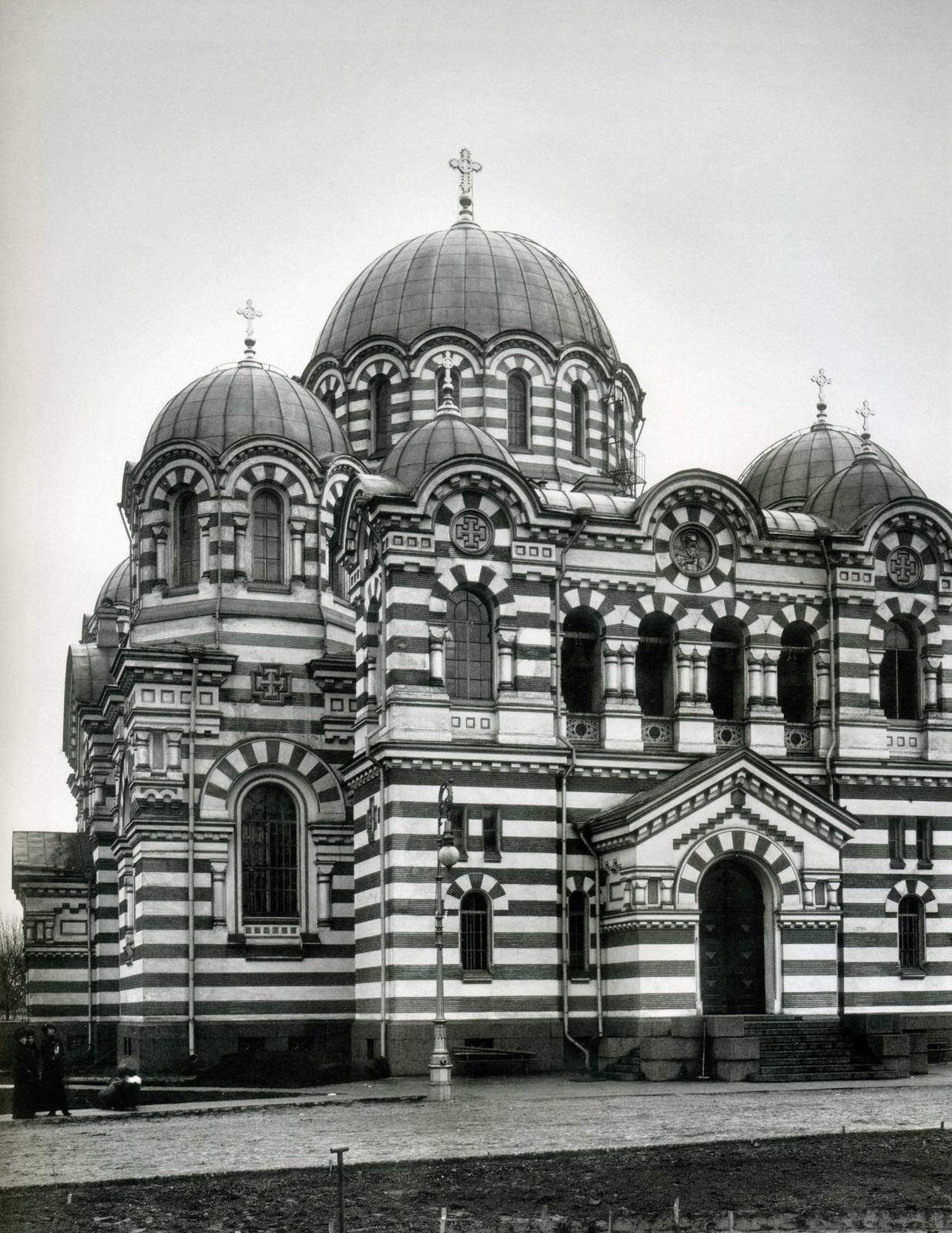 Церковь Божией Матери Казанской. 1913