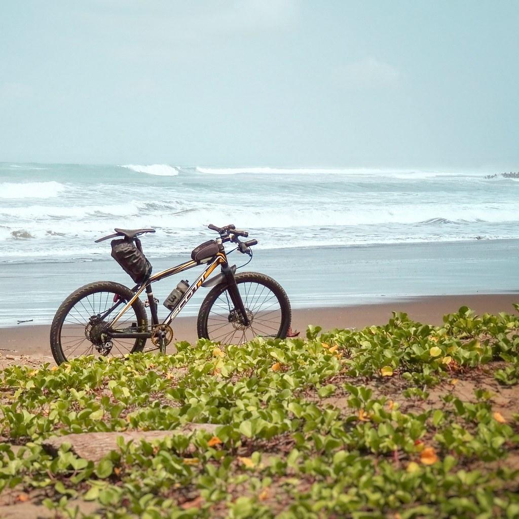 Bandung-Pangandaran Endurance Cycling