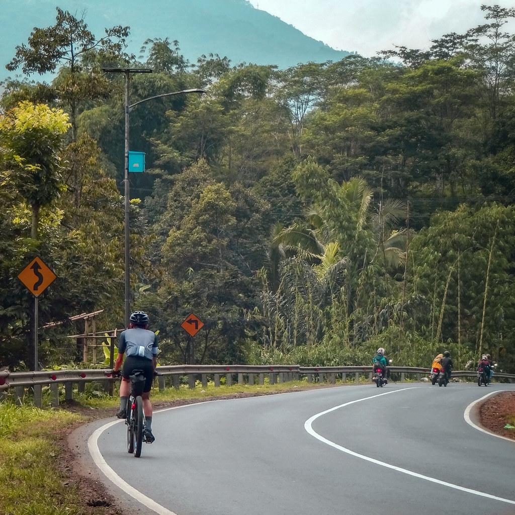 Limbangan-Malangbong Twisty Road