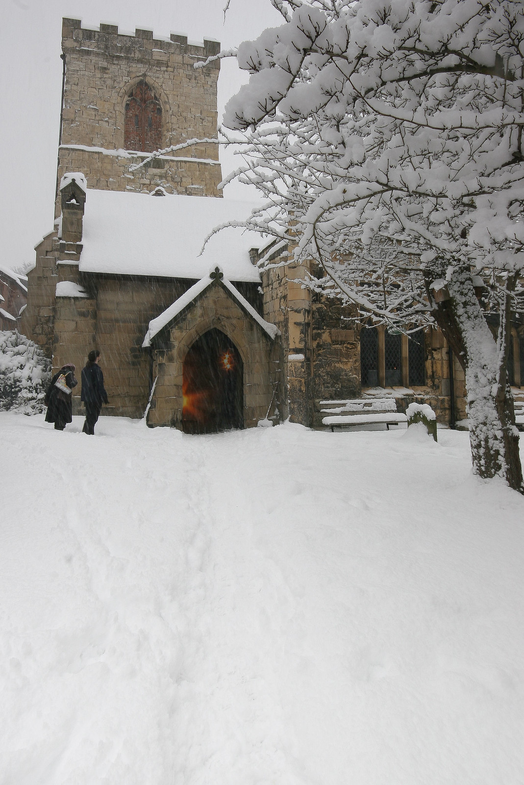 Holy Trinity Goodramgate December 2009