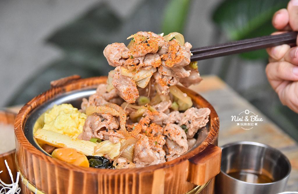 勤美草悟道丼飯 沐丼 台中美食11