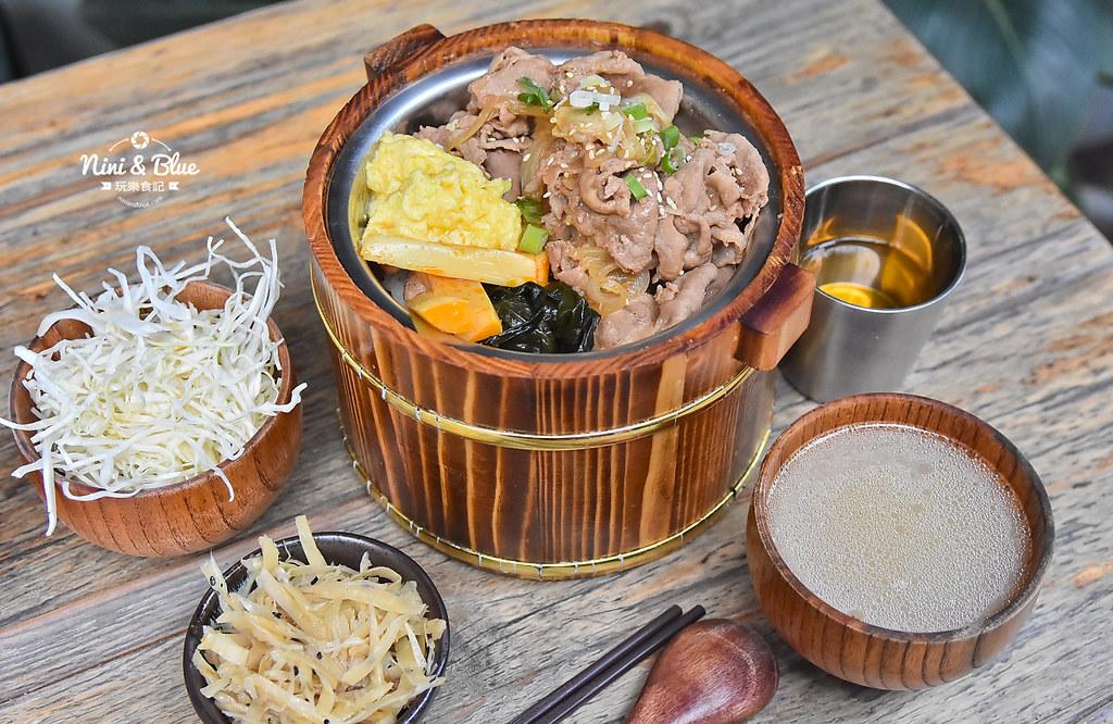 勤美草悟道丼飯 沐丼 台中美食10