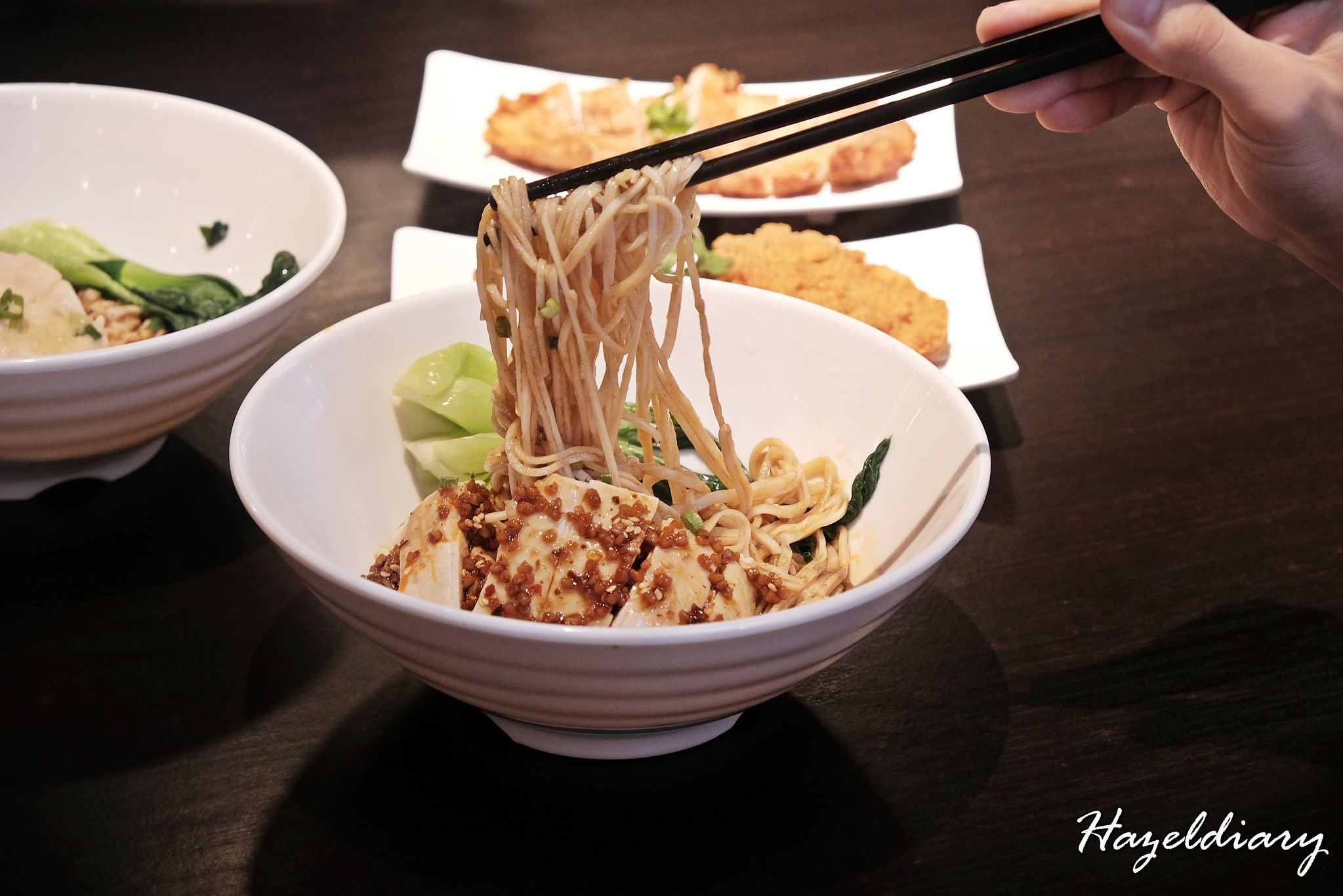 [SG EATS] Ju Hao by Ministry of Food At Singpost Centre – Healthy Taiwanese Sundried Noodles