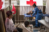 Healthcare is vital for remote communities living in the jungle, where they are exposed to deadly tropical diseases such as mosquito-borne malaria.  © 2019 European Union (Photographer N. Mazars)