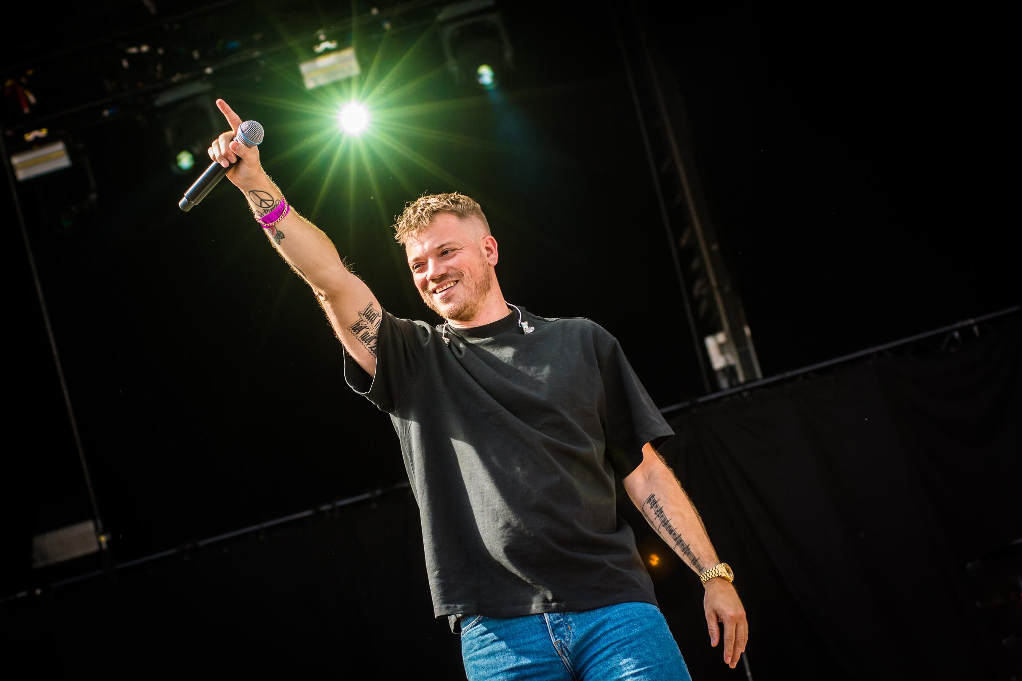 Gers Pardoel @ Suikerrock 2018 (© Timmy Haubrechts)