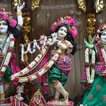 ISKCON Bangalore Deity Darshan 07 May 2019