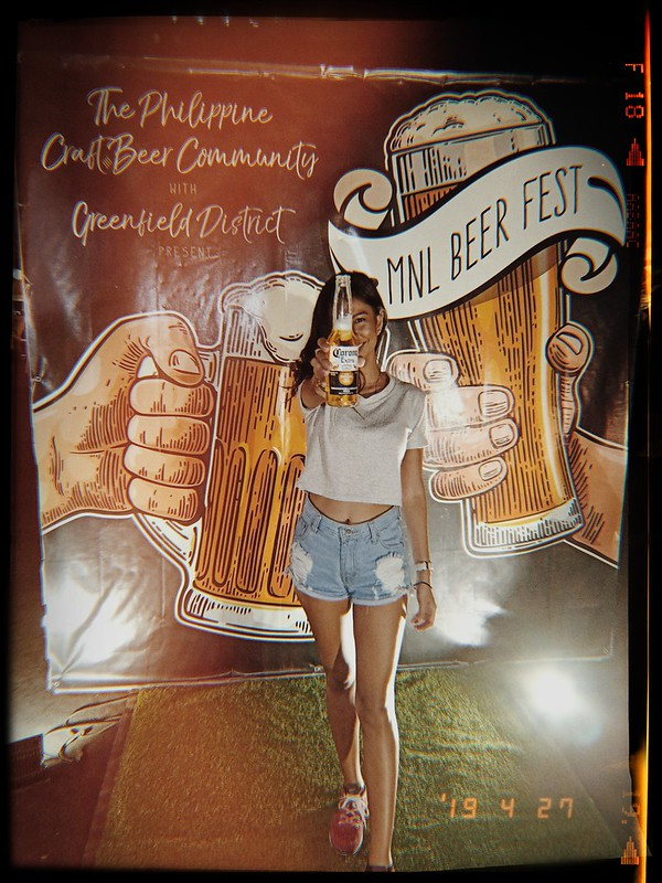 Chel Inumerable MNL BEER FEST
