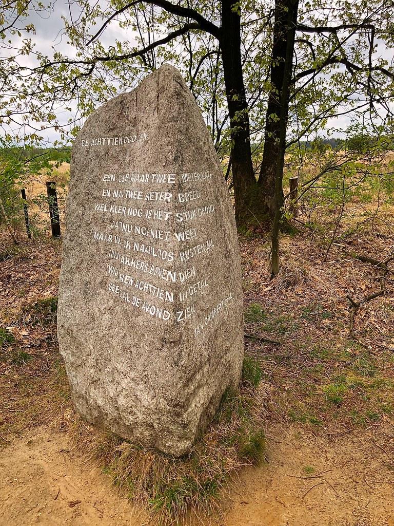 Camp Westerbork De Achttien Dooden Een Cel Is Maar Twee M