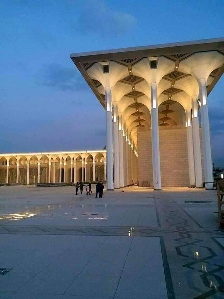 مشروع جامع الجزائر الأعظم: إعطاء إشارة إنطلاق أشغال الإنجاز - صفحة 22 46880858495_23ef010bac_b