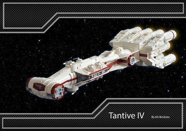 Tantive IV - INSTRUCTIONS