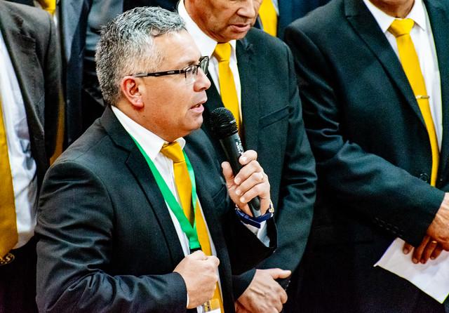 Convención de Voluntarios del Sector 3 en Iglesia de Coquimbo
