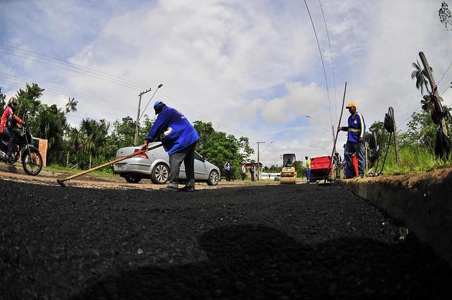 Prefeitura inicia serviços básicos de infraestrutura no Viver Melhor