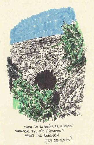 Carrascal del Río (Segovia)