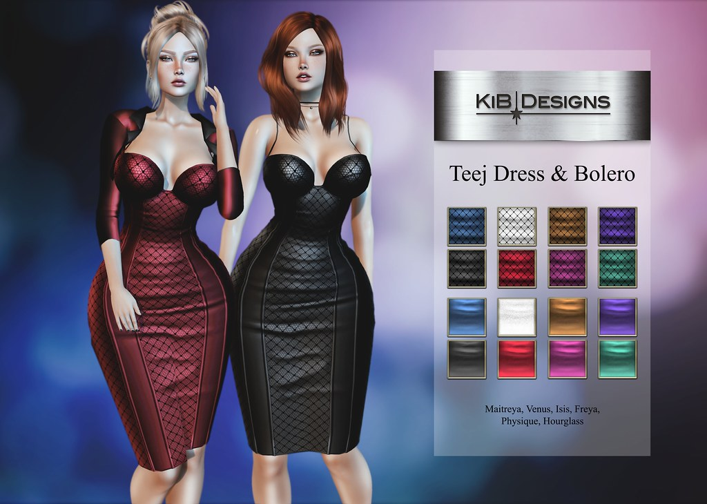 KiB Designs – Teej Dress&Bolero @On9 Event