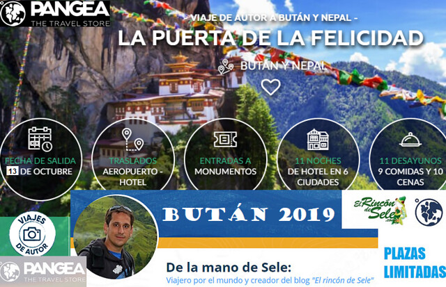 Viaje a Bután con Sele