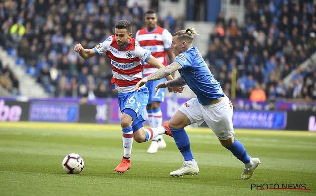Genk-Club Brugge 14-04-2019