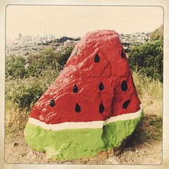 Watermelon Rock