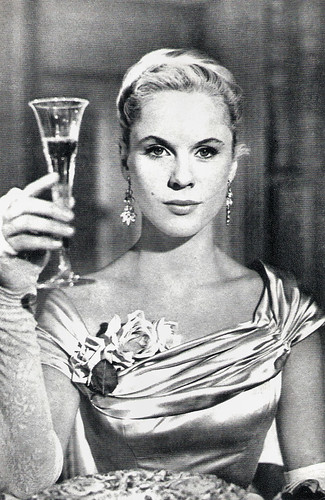 Bibi Andersson in Smultronstället (1957)