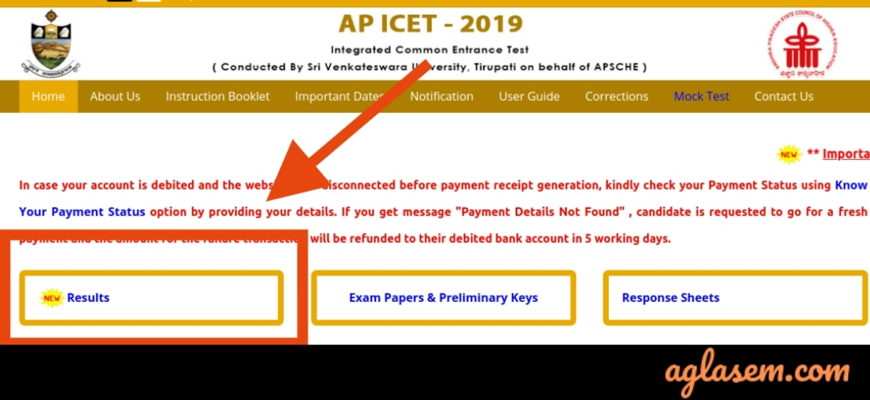 AP ICET 2019 Result released officially