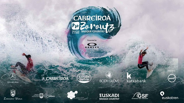 08/05/2019 - Cabreiroá Pro Zarautz Basque Country presented by OAKLEY