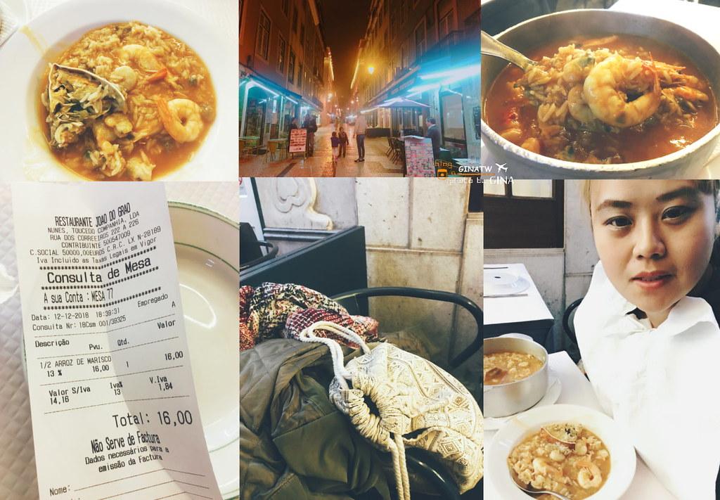 2020 葡萄牙里斯本/辛特拉自由行 必吃美食特輯 正宗葡式蛋塔創始店 / 豬扒包 海鮮燉飯  好吃跟地雷店家總集 @Gina Lin