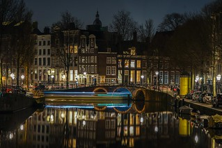 Amsterdam at Night | by Kathy~