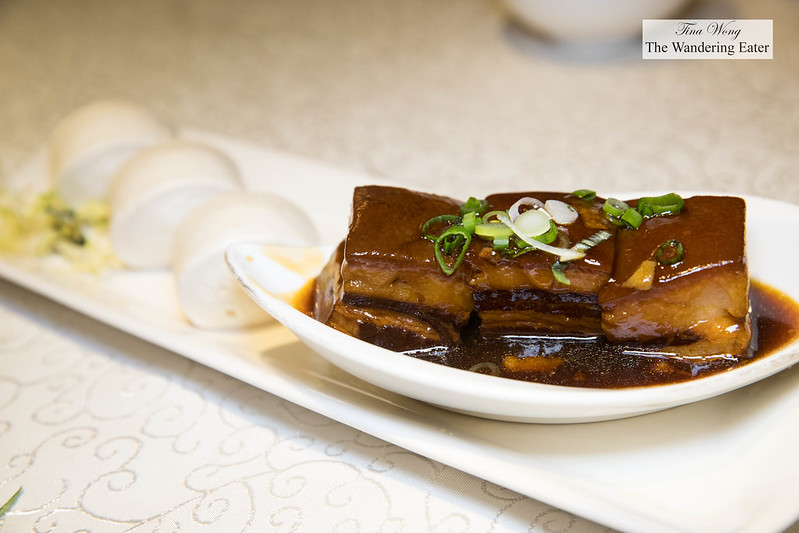 Hangzhou-style braised pork belly