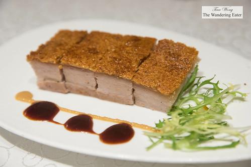 Crispy pork belly | by thewanderingeater