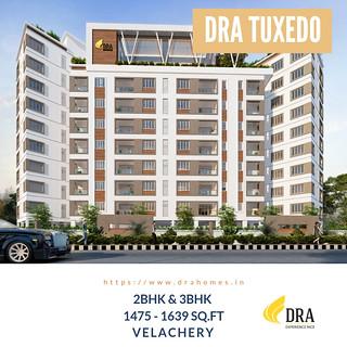 2 bhk apartments near Velachery