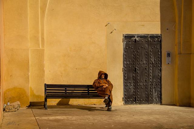 Un alto en el camino - Marrakech