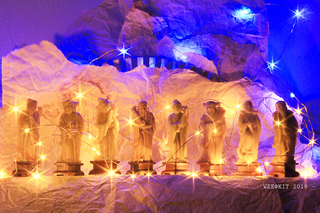 The Eight Immortals 八仙