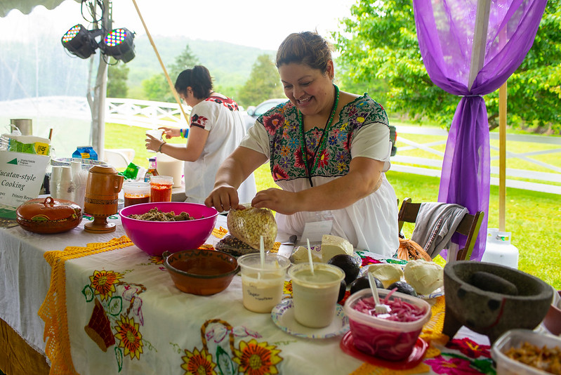 Virginia Folklife Apprenticeship Showcase 2019