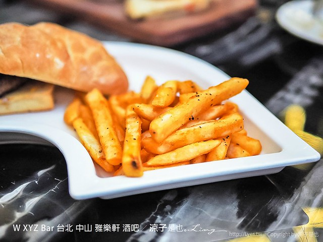 W XYZ Bar 台北 中山 雅樂軒 酒吧 18