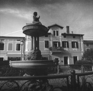 Park Pietro Coppo in Izola