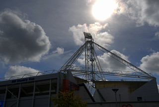Floodlight from Preston North End Football Stadium | by Tony Worrall