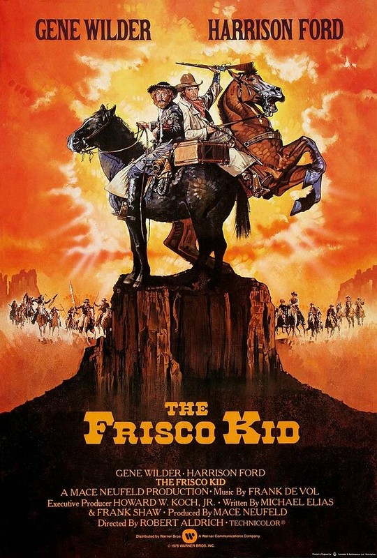 The Frisco Kid - Poster 1