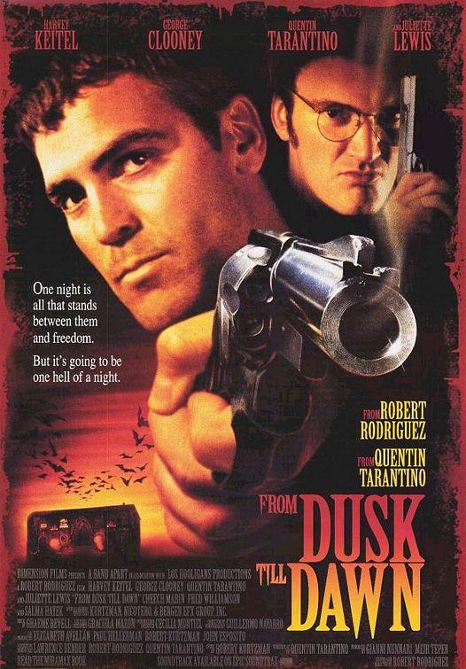 From Dusk Till Dawn - Poster 1
