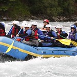 BCZS 250er Club Riverrafting 2009