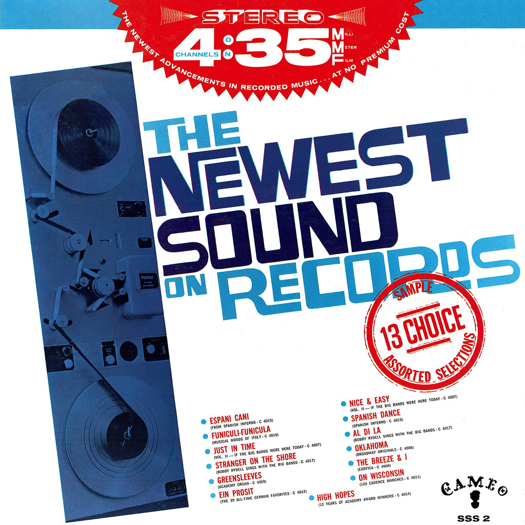 Various Artists - The Newest Sound on Records