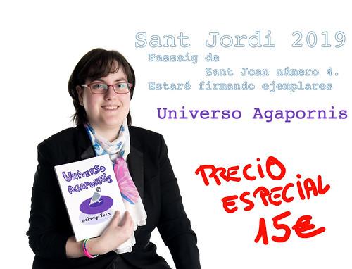 Universo Agapornis Sant Jordi 2019