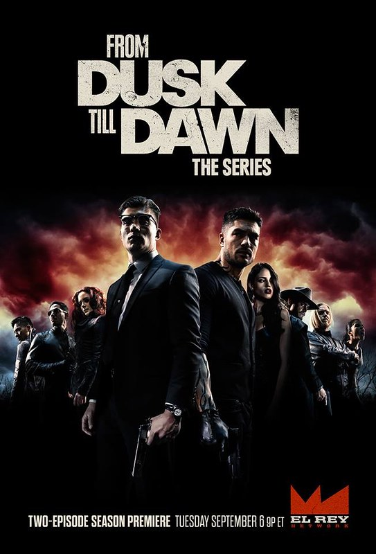 From Dusk Till Dawn - TV Series - Poster 10