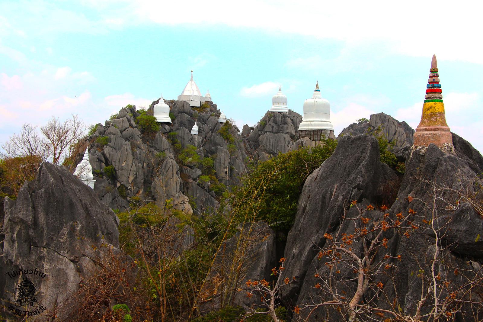 高懸山巔的純白聖地-佛足淨土寺