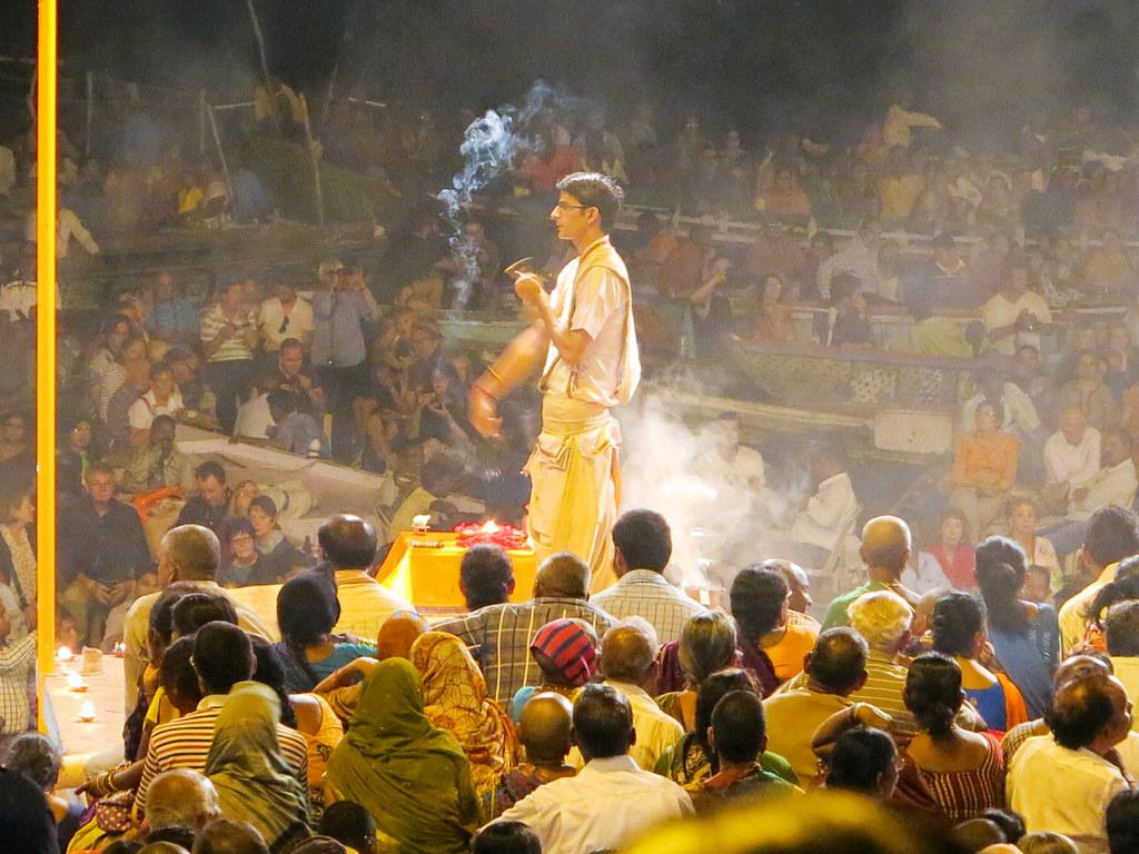 Ceremonia Aarti