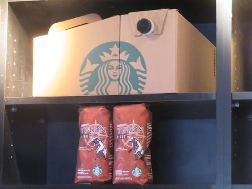 Starbucks Boxes