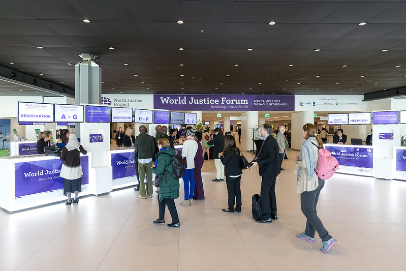 World Justice Forum 2019