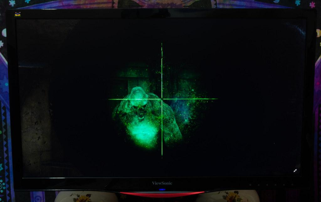ViewSonic VX2458-mhd Review: Matte 144hz 1080p TN with AMD