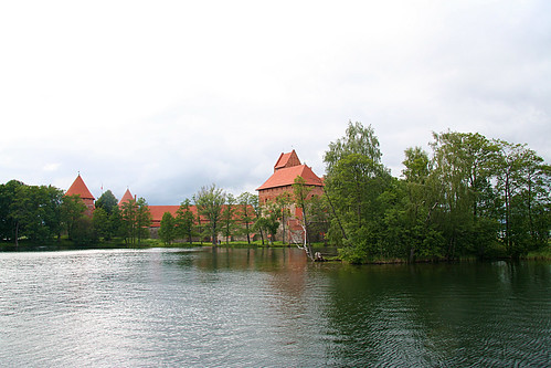 Trakai castle | by octopuzz