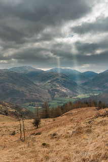 Grange Fell Stormy Skies | by Creative Capture Images