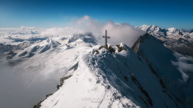 Dom's summit